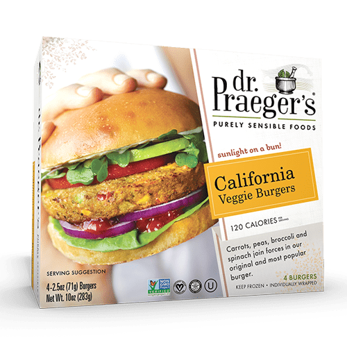 California_Veggie_Burger