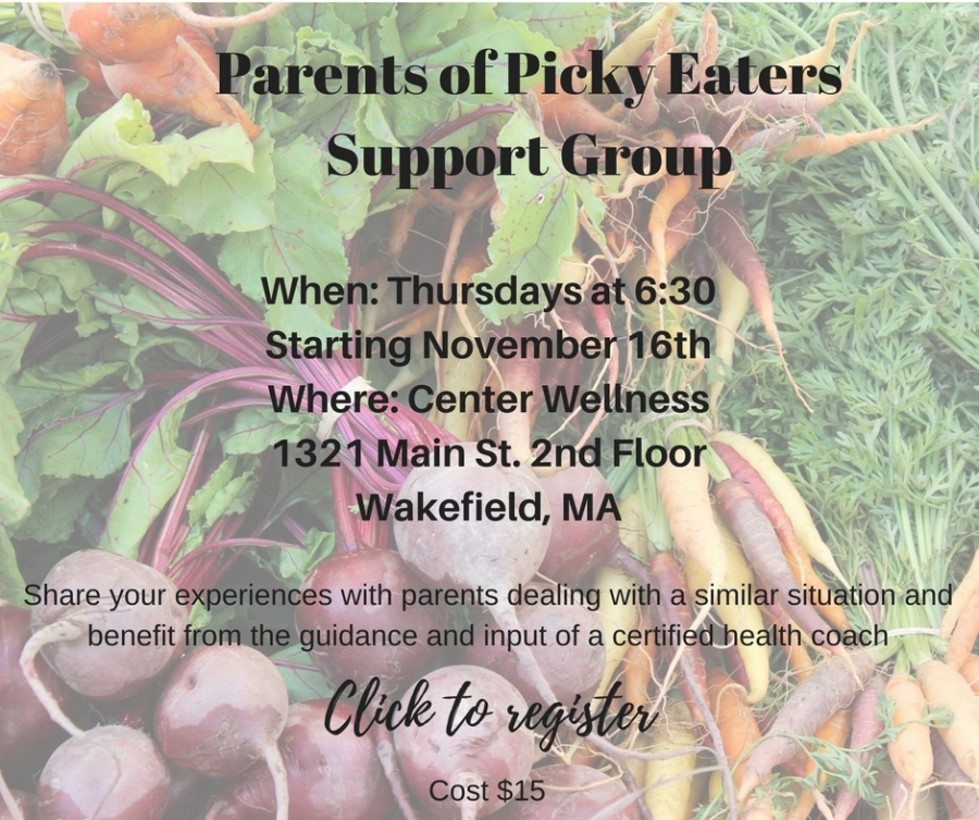Parents of Picky EatersSupport Group (1)